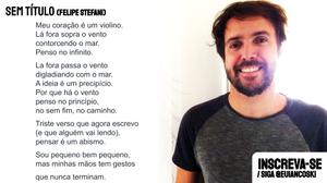 Felipe Stefani poesias
