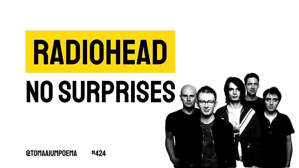 No surprises rradiohead