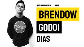 Brendow Godoi - Poema Dias | Nova Poesia