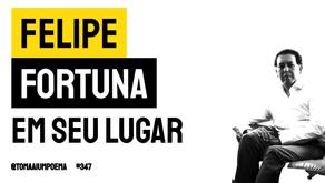 Felipe Fortuna - Poema Em Seu Lugar   Poesia Brasileira