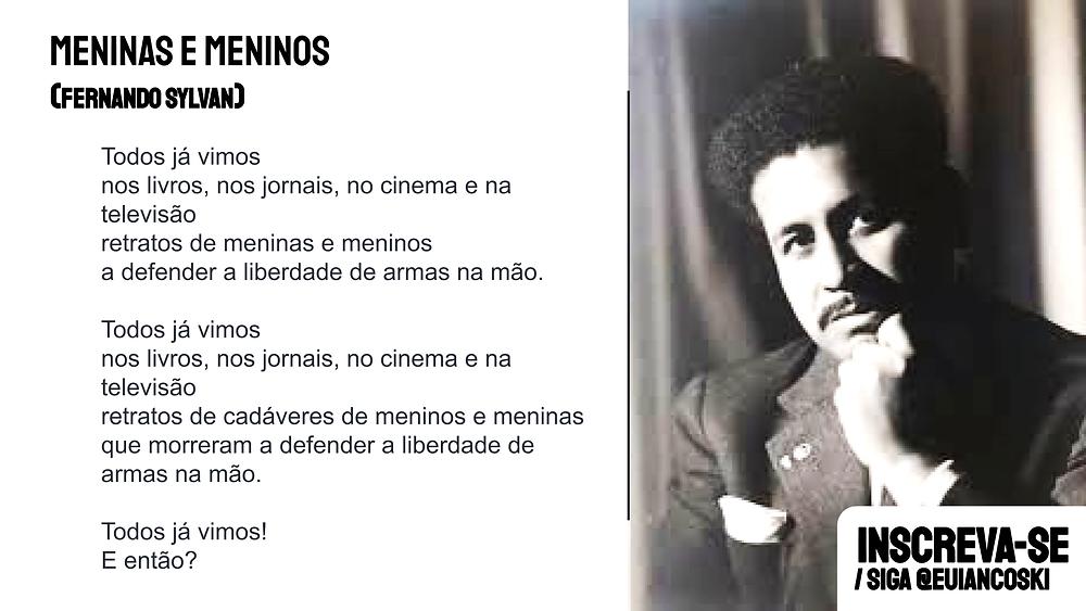 Fernando Sylvan Poesia TImorense