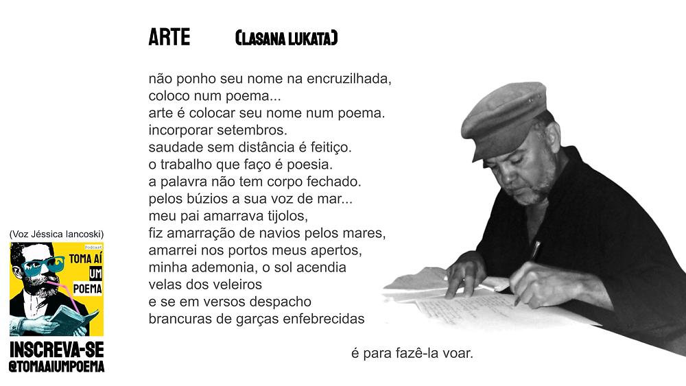 Lasana Lukata Poesia brasiileira