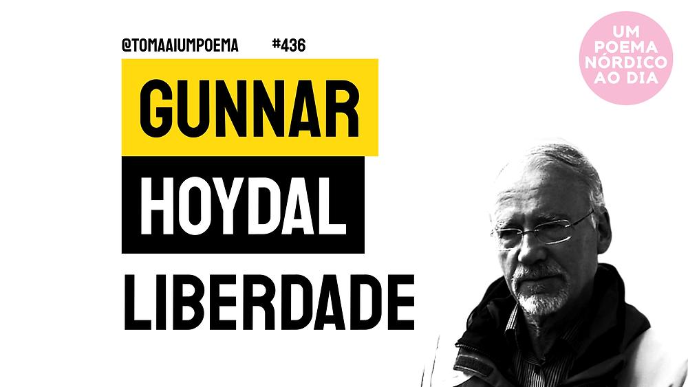 Poema de Gunnar Hoydal
