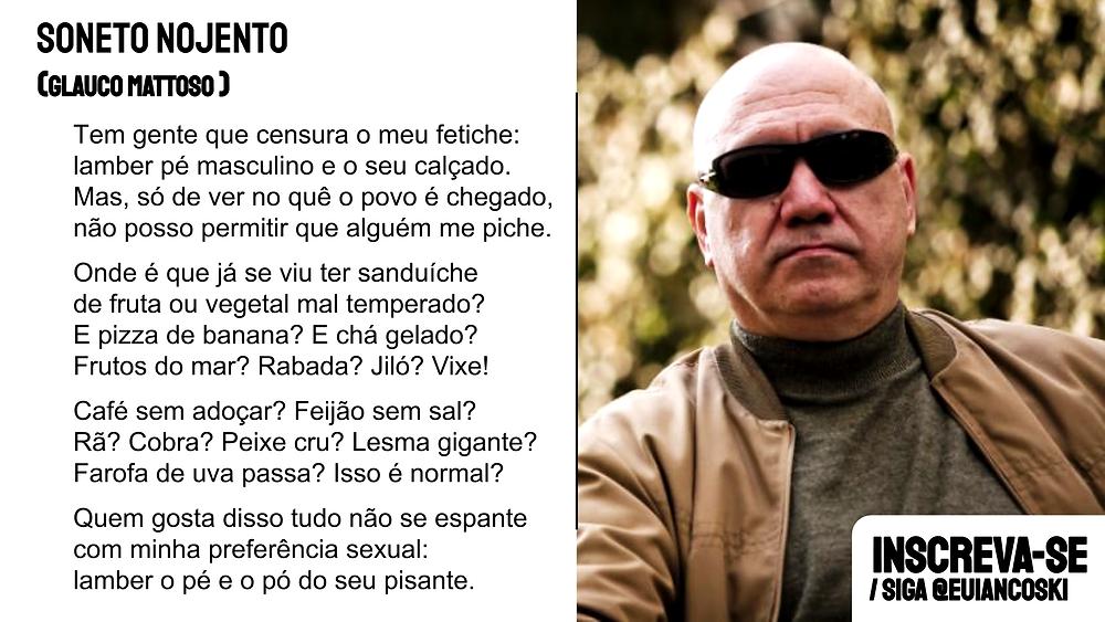 poesia brasileira glauco mattoso