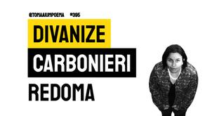 Divanize Carbonieri - Redoma | Poesia Contemporânea