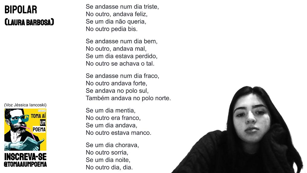 poema laura barbosa bipolar