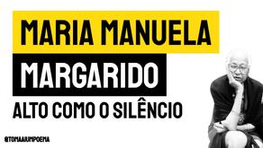 Maria Manuela Margarido - Poema Alto Como O Silêncio | Poesia São-Tomense