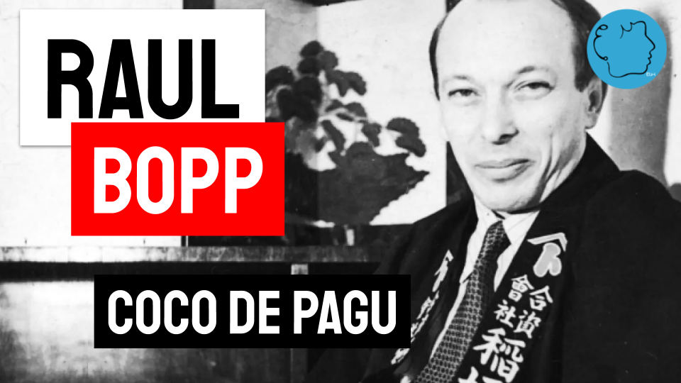 Raul Bopp poema coco de pagu