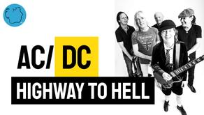 AC/DC - Highway To Hell | Música Declamada