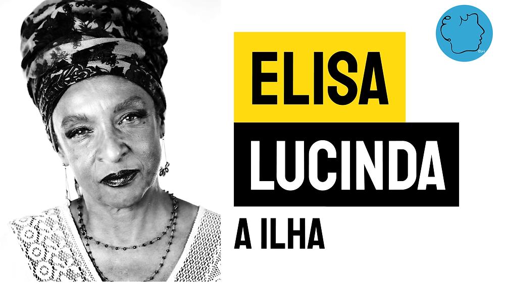 Elisa Lucinda Poetisa poesia A Ilha