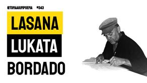 Lasana Lukata - Bordado | Poesia Contemporânea