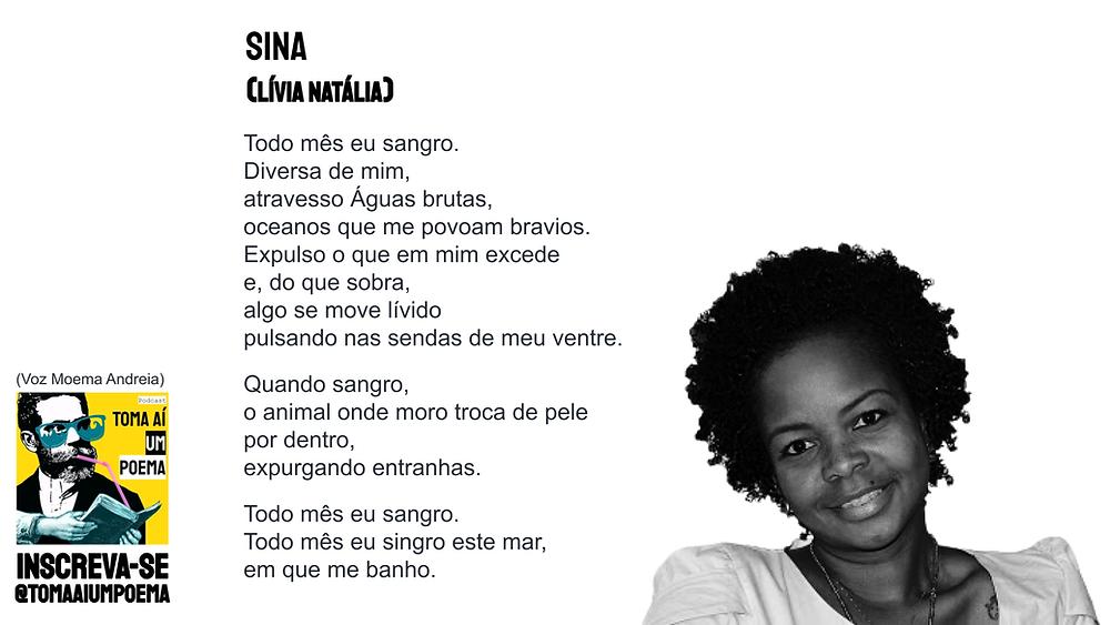 poesia afro-brasileira livia natalia