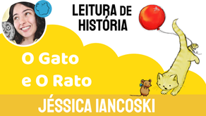 O Gato e O Rato - Jéssica Iancoski | Conto Africano