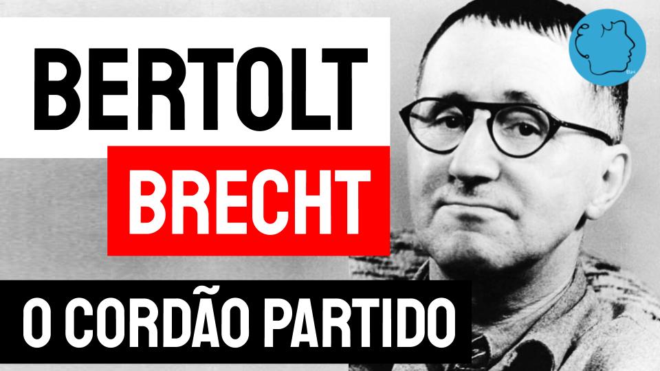 Bertolt Brecht Poemas O Cordão Partido