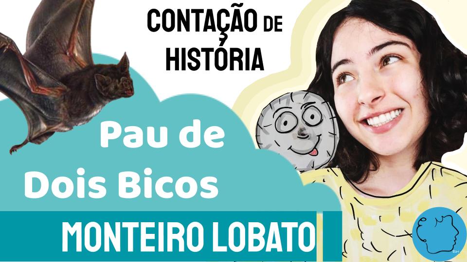 Pau de Dois Bicos Monteiro Lobato Fabula