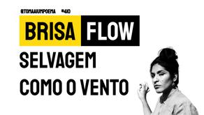 Brisa Flow - Selvagem Como O Vento | Música Declamada