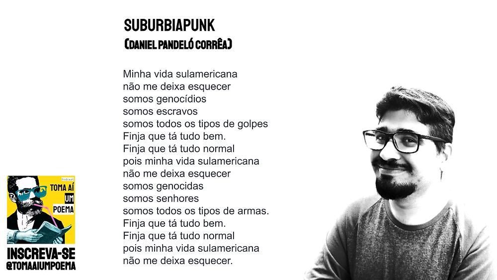 Poema de Daniel Pandeló suburbiapunlk