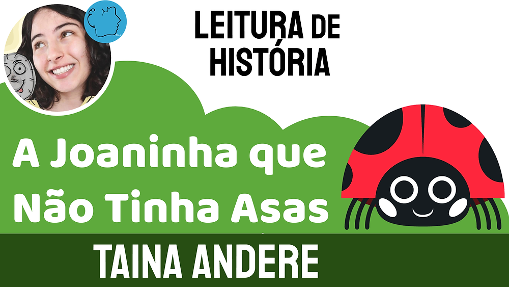 historia infantil joaninha