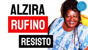Alzira Rufino - Poema RESISTO | Poesia Afro-Brasileira