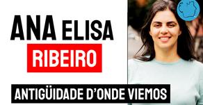 Ana Elisa Ribeiro - Antigüidade d'onde viemos   Poesia Brasileira Contemporânea