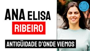 Ana Elisa Ribeiro - Antigüidade d'onde viemos | Poesia Brasileira Contemporânea