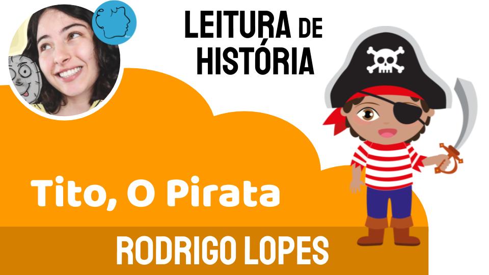 historia infantil rimada pirata