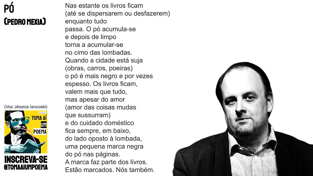 pedro mexia poesia portuguesa po