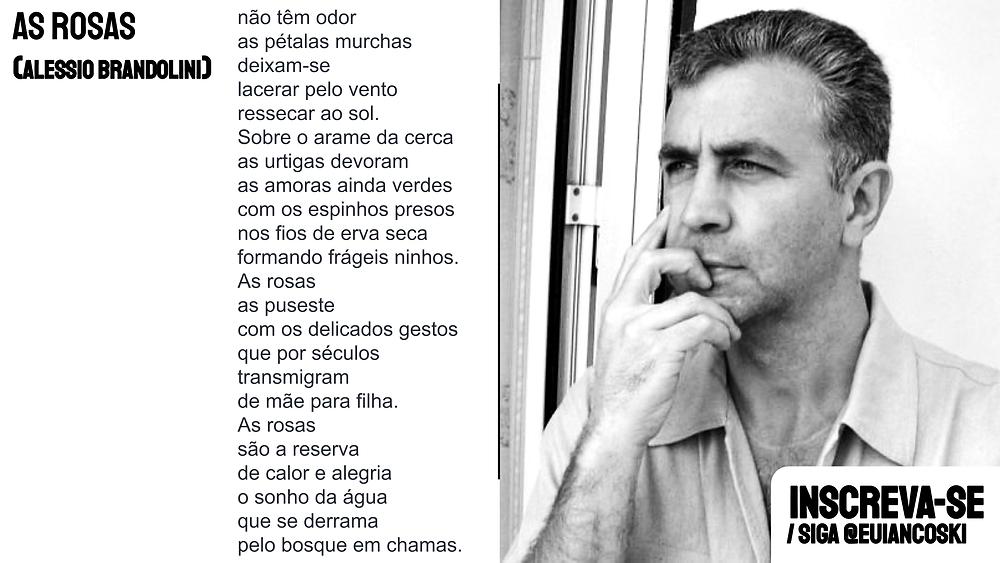 poesia contemporanea alessio brandolini