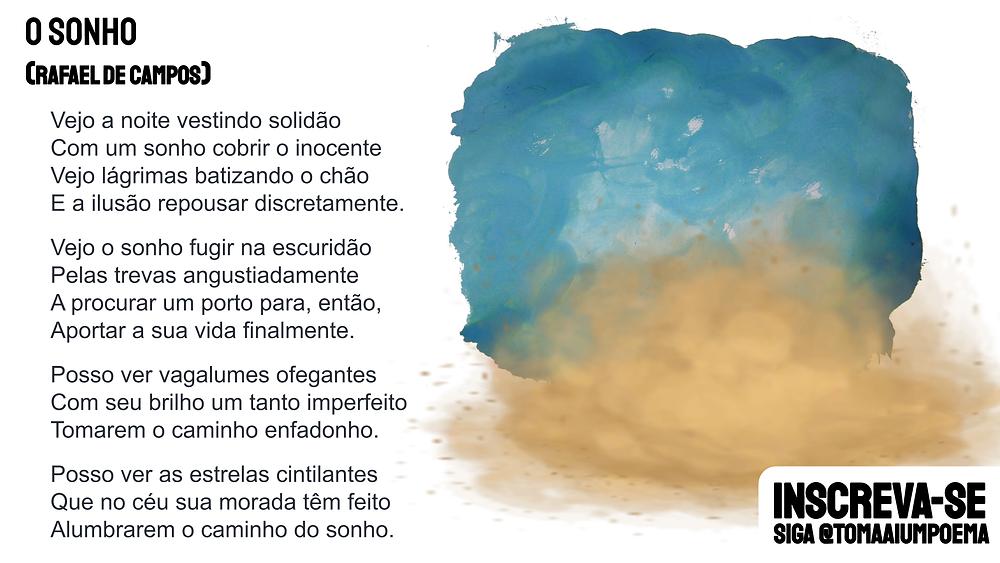 nova poesia brasileira o sonho