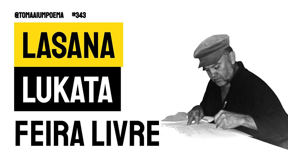 Poema de Lasana Lukata Feira Livre
