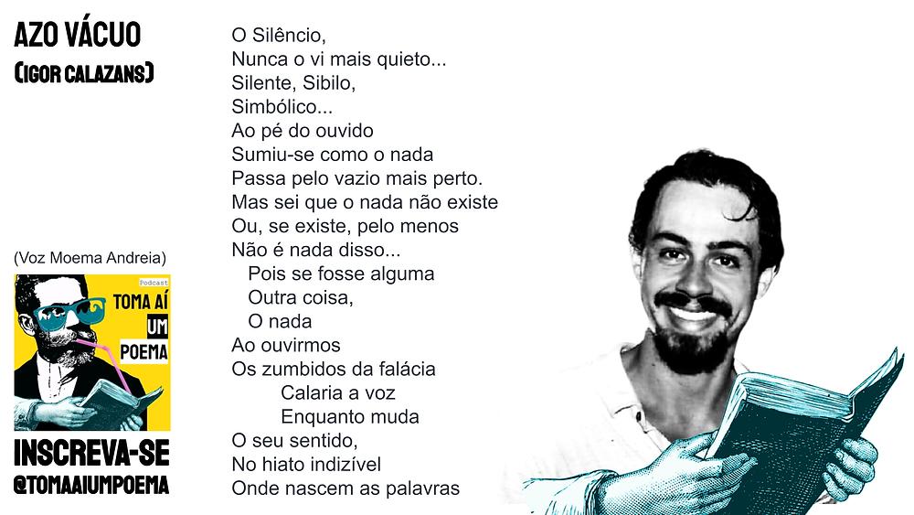 igor calazans nova poesia