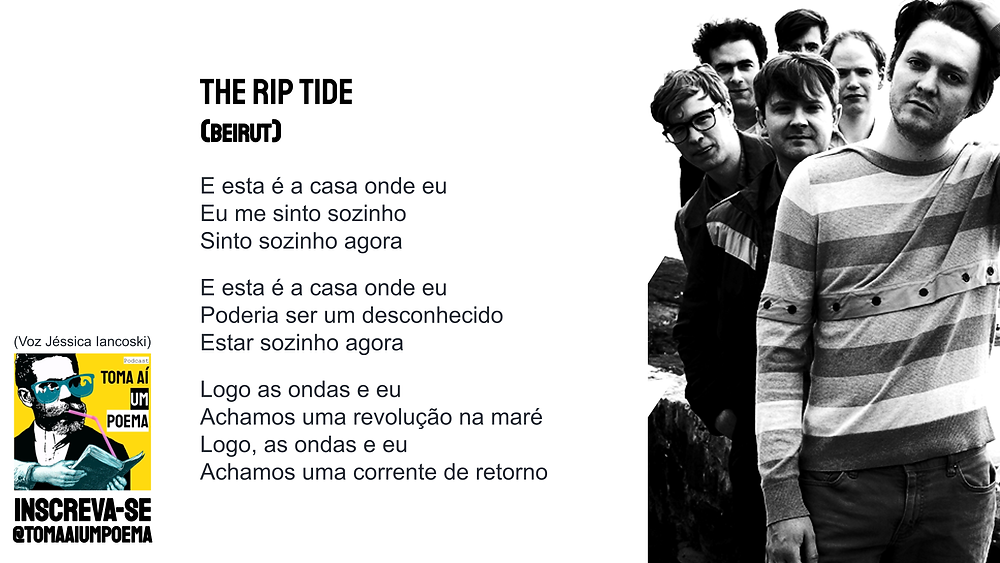 the rip tide beirut letra