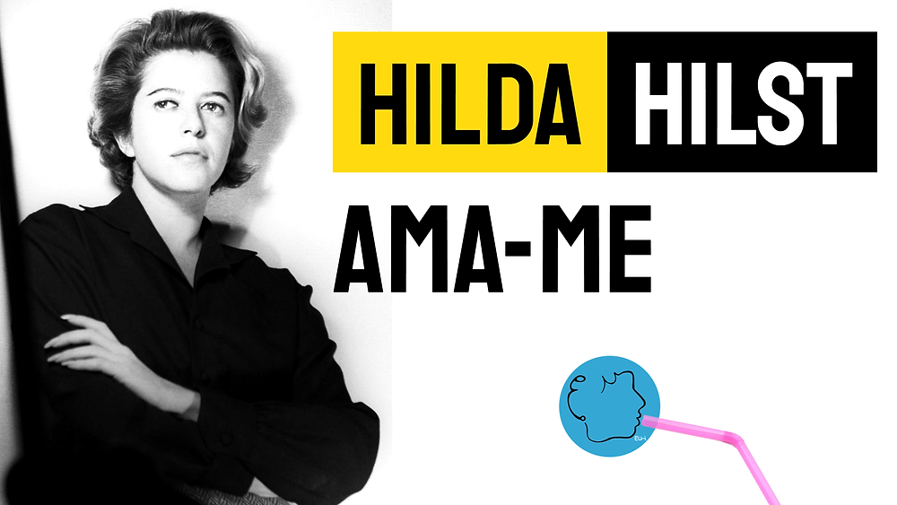 Hilda Hilst Ama-me poesia brasileira