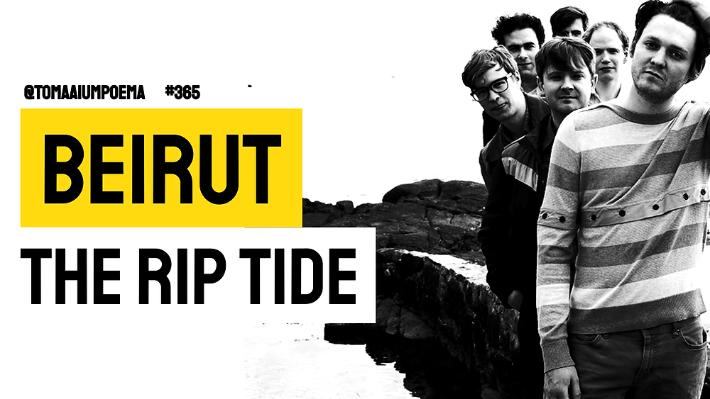 beirut the rip tide musica