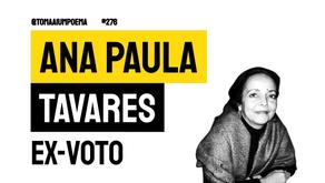 Ana Paula Tavares - Poema Ex-Voto   Poesia Angolana