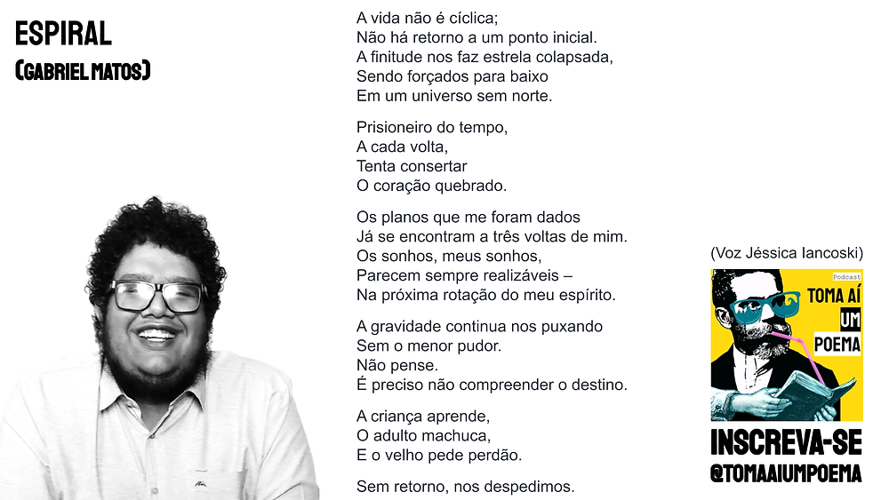 gabriel matos espiral nova poesia brasileira