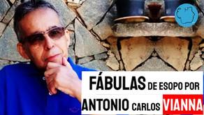 6 Fábulas de Esopo com Tradução de Antonio Carlos Vianna