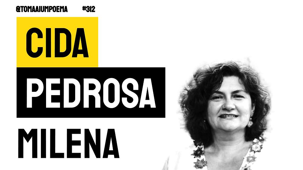 poesia cida pedrosa milena contemporanea