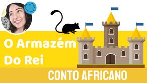 O Armazém do Rei - Jéssica Iancoski | Conto Africano