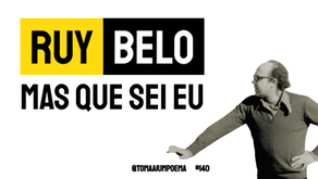 Ruy Belo - Mas que sei eu | Poesia Portuguesa