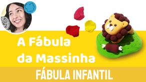 Fábula da Massinha de Modelar - Jéssica Iancoski | Historinha Infantil