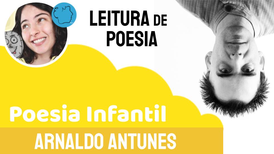 Arnaldo antunes poemas cultura