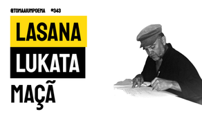 Lasana Lukata - Maçã | Poesia Brasileira