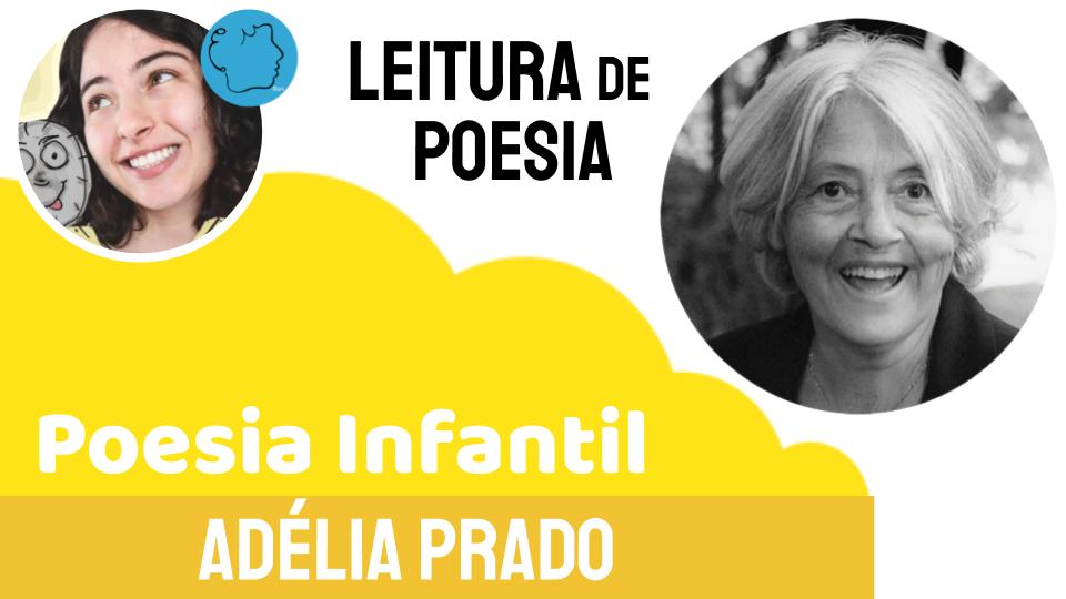 Poesia Infantil Adélia Prado