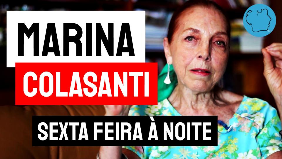 Poema Marina Colasanti Sexta feira a noite