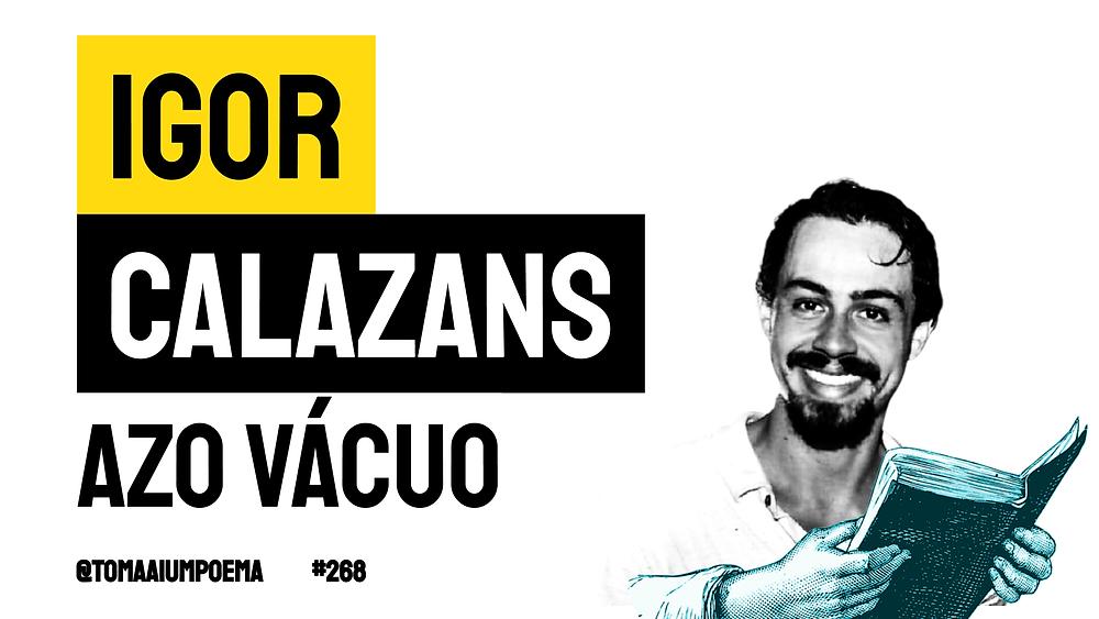 Igor calazans nova poesia brasileira