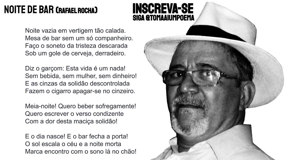 nova poesia brasileira rafael rocha
