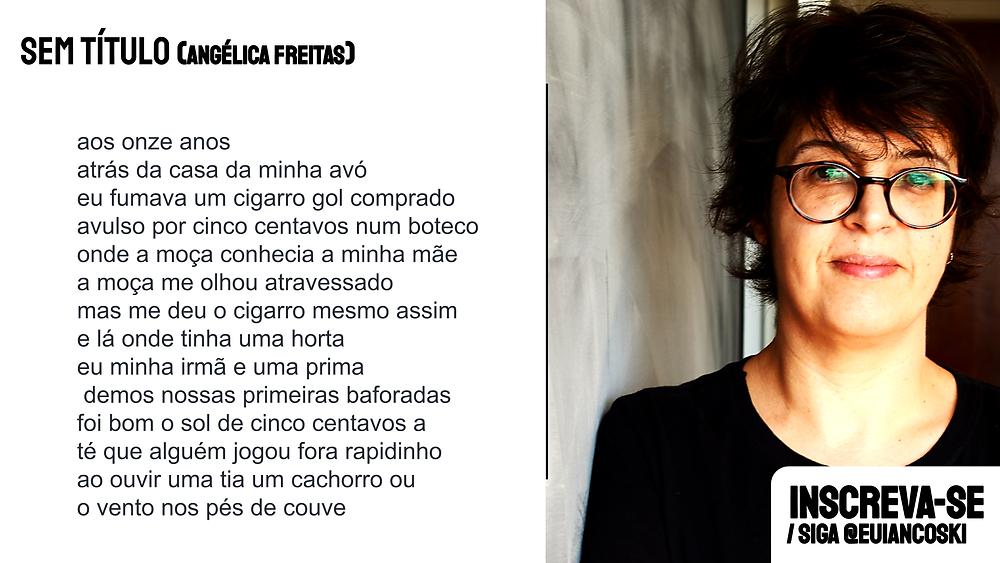 Poesias Angélica Freitas