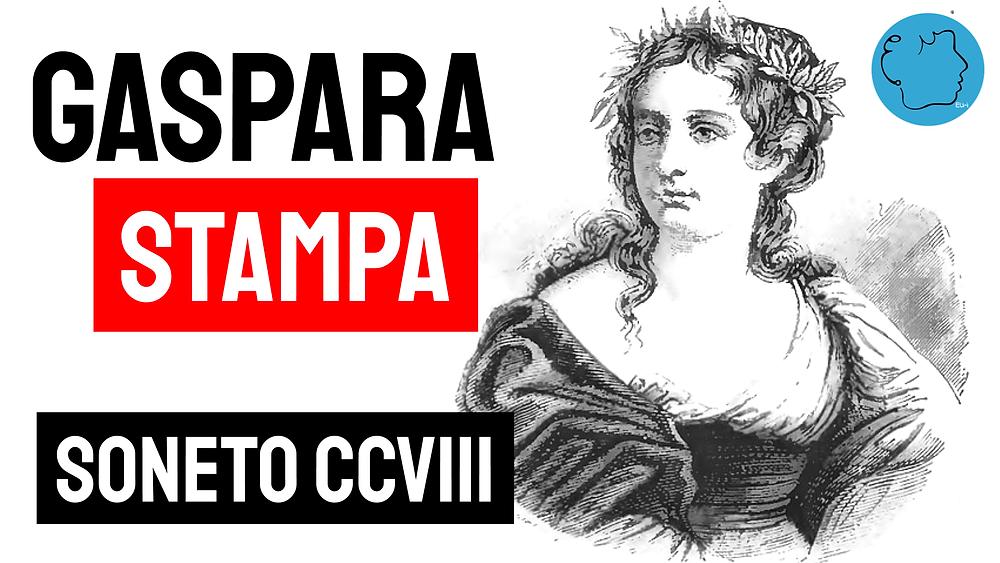 poesia italiana gaspara stampa