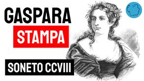 Gaspara Stampa - Soneto CCVIII | Poesia Italiana